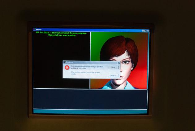 Le test de Turing pour déterminer l'intelligence d'une machine est-il faillible ? (Matt Chan via Flickr CC BY 2.0).
