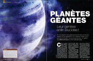 S&V 1181 - planetes geantes Jupiter