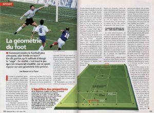 S&V 970 - geometrie terrain football