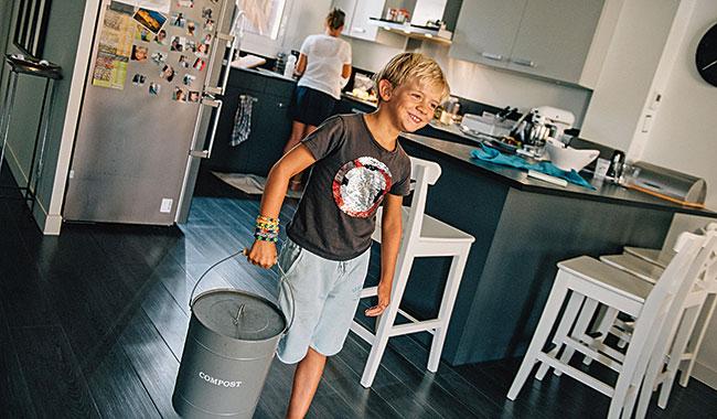 Réduire ses déchets? et son budget